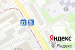 Схема проезда до компании Аирмед в Ульяновске