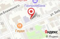 Схема проезда до компании Товары и Цены в Ульяновске
