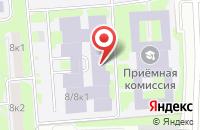Схема проезда до компании Максимус в Ульяновске