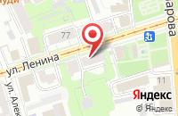 Схема проезда до компании Агроплюс в Ульяновске