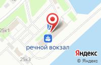 Схема проезда до компании Симбирск - Полимер в Ульяновске