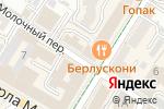 Схема проезда до компании Альфаком-Центр в Ульяновске