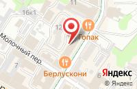 Схема проезда до компании Патриот в Ульяновске