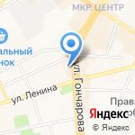 ЧАЙХАНА на карте Ульяновска