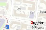 Схема проезда до компании Индекс в Ульяновске