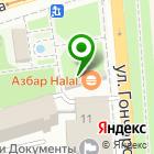 Местоположение компании Золотой ключ