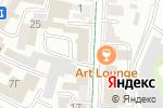 Схема проезда до компании S-принт в Ульяновске