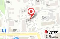 Схема проезда до компании Издательский Дом «Сеам» в Ульяновске