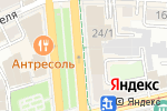 Схема проезда до компании Банкомат, Бинбанк, ПАО в Ульяновске