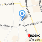 Магия авторемонта на карте Ульяновска