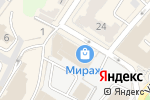 Схема проезда до компании ВидеоЗаяц в Ульяновске