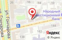 Схема проезда до компании Велис в Ульяновске