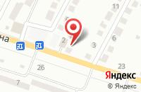 Схема проезда до компании Автомагазин в Волжске