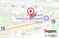 Схема проезда до компании Суши-рай в Ульяновске