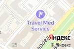 Схема проезда до компании ИРСОТ, АНО в Ульяновске