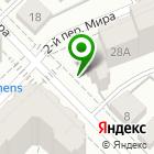 Местоположение компании Институт повышения квалификации адвокатов Ульяновской области, НОУ