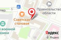 Схема проезда до компании Симбирское Информационное Бюро в Ульяновске