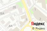 Схема проезда до компании Финасофт в Ульяновске
