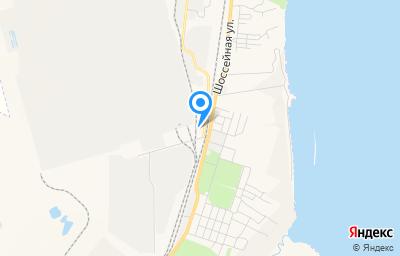 Местоположение на карте пункта техосмотра по адресу Самарская обл, г Сызрань, ул Промышленная