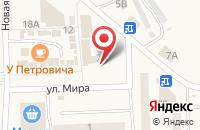 Схема проезда до компании Теплый Дом в Приволжском