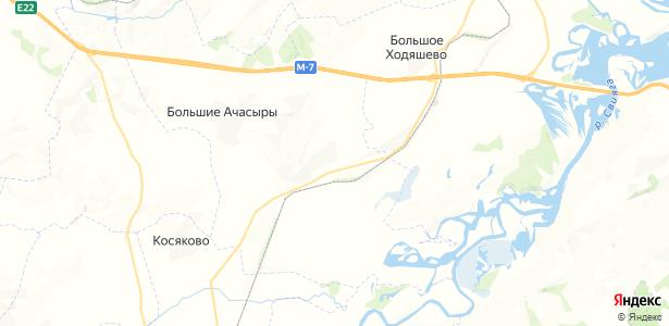 Бишбатман на карте