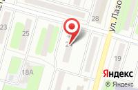 Схема проезда до компании Продюсерский Центр Андрея Утина в Сызрани