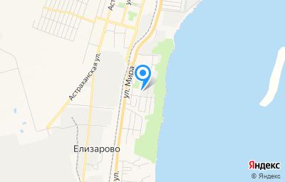 Местоположение на карте пункта техосмотра по адресу Самарская обл, г Сызрань, ул Щусева, д 22А