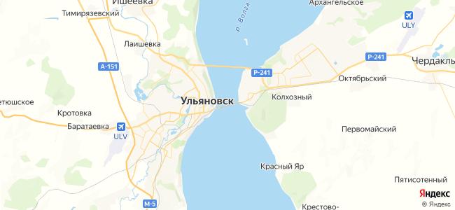 73 маршрутка в Ульяновске
