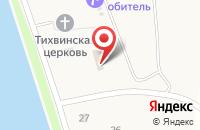 Схема проезда до компании Почтовое отделение в Соболевском
