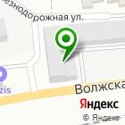 Местоположение компании Зеленодольск-Лада