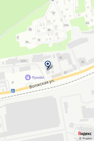 ПТФ ВОЛМЕТ-ЛТД на карте Зеленодольска