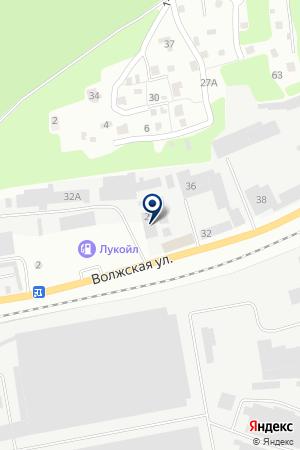 ПТФ АРСЕНАЛ на карте Зеленодольска