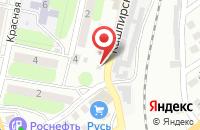 Схема проезда до компании Рекламное Агентство «Спектр» в Сызрани