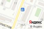 Схема проезда до компании El Parro в Ульяновске