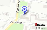 Схема проезда до компании СПОРТИВНЫЙ ЗАЛ в Зеленодольске