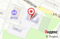 Схема проезда до компании ВОА в Ульяновске