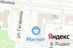 Схема проезда до компании Продуктовый магазин в Зеленодольске