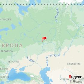 Weather station d. Alekseevskoe in Alekseyevskoye, Republic of Mari El, Russia