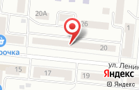 Схема проезда до компании Автолюкс в Зеленодольске