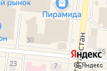 Схема проезда до компании Магазин сумок в Зеленодольске