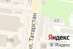 Схема проезда до компании Новые Кредитные Технологии Микрокредитная Компания в Зеленодольске
