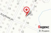 Схема проезда до компании ФЛОРИДИУМ РУ в Поварово
