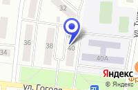 Схема проезда до компании ПРОДОВОЛЬСТВЕННЫЙ МАГАЗИН ДУБОК в Зеленодольске