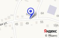 Схема проезда до компании АПТЕКА МИРИСА в Апастово