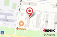 Схема проезда до компании Медиа в Зеленодольске