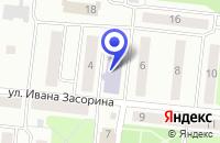 Схема проезда до компании ДЕТСКАЯ ХУДОЖЕСТВЕННАЯ ШКОЛА в Зеленодольске