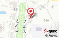 Схема проезда до компании Лабсервис в Зеленодольске