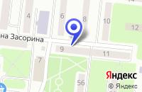 Схема проезда до компании ПОДРОСТКОВЫЙ КЛУБ ФАКЕЛ в Зеленодольске