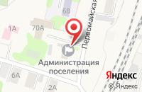 Схема проезда до компании Мировые судьи Зеленодольского района и г. Зеленодольска в Нижних Вязовых