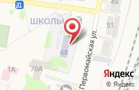 Схема проезда до компании Детский сад №42 в Нижних Вязовых